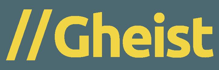 gheist gult firma logo