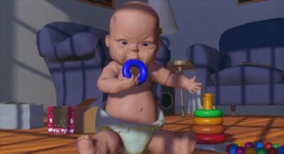 Pixar baby